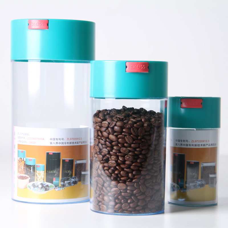 Dearie coffee canister vacuum storage tank multifunctional canister free shipping johnny b mode styling gel