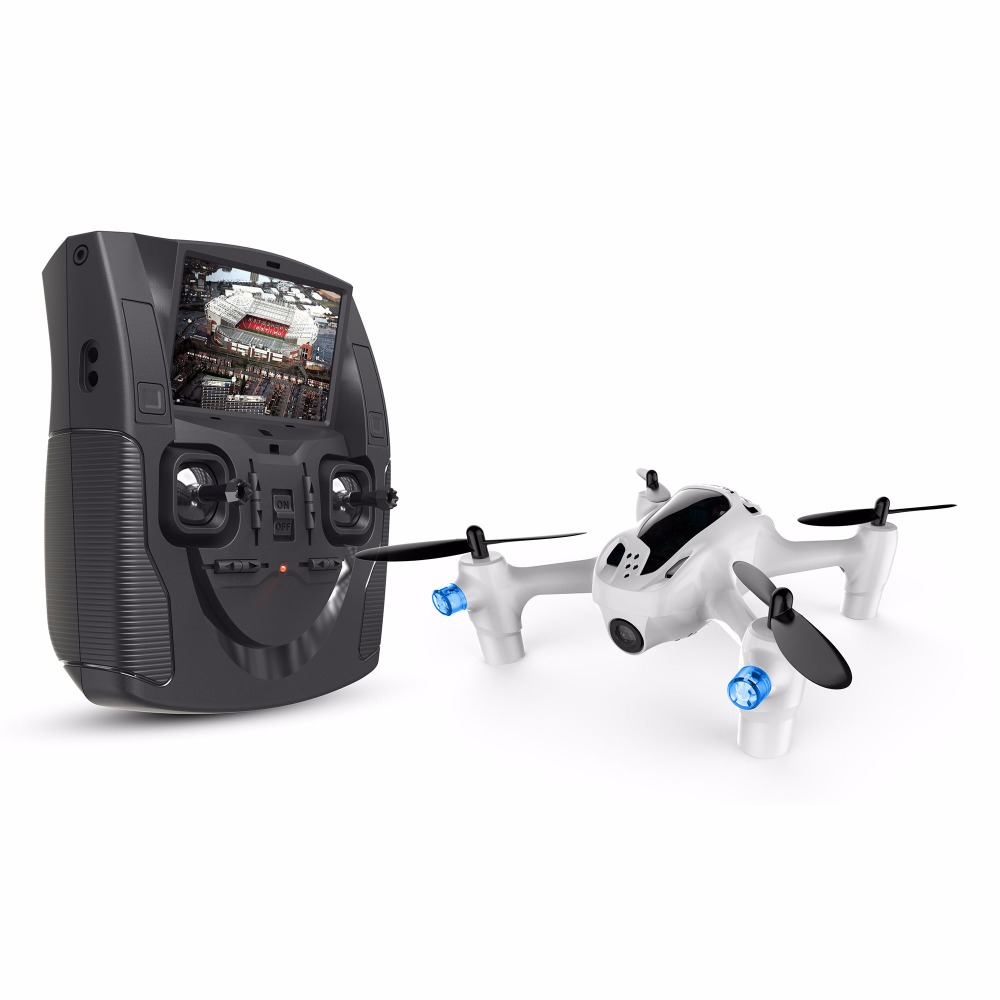 Hubsan X4 H107D+ FPV Quadcopter RC Drone with 720P HD Camera Live Video 6 axle Gyro RC Helicopter Drone with Live Camera