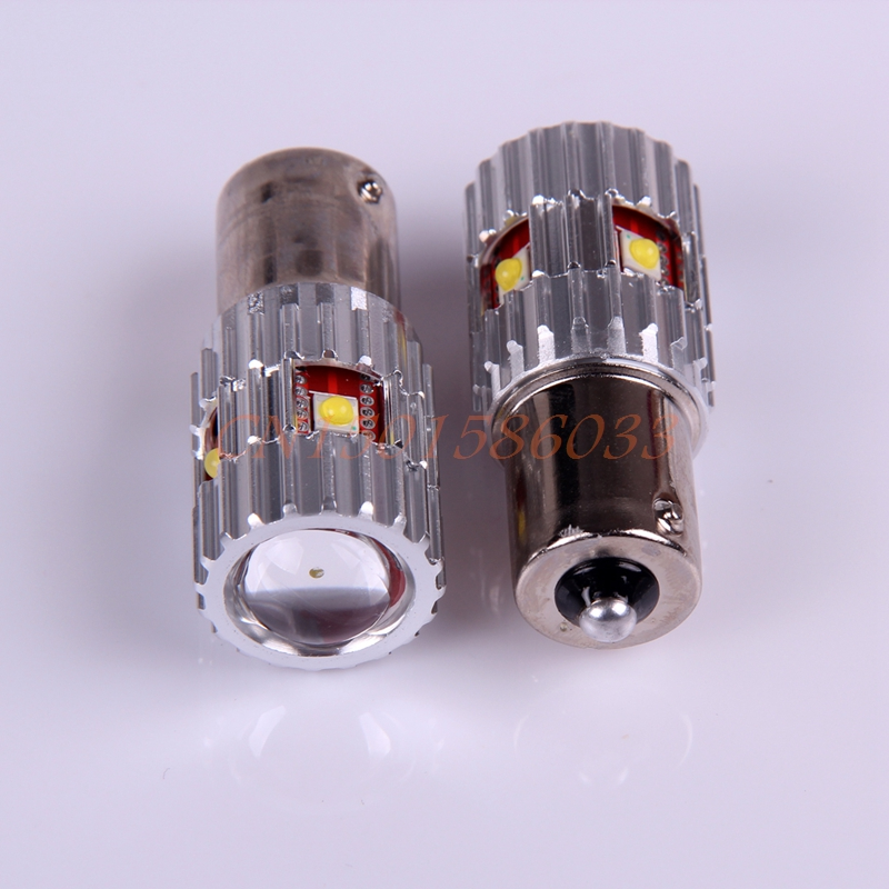 Free Shipping 2Pcs/Lot car-styling Front Turn Signal Light Bulb For Cadillac ATS (w/halogen capsule headlamps) Escalade 2015