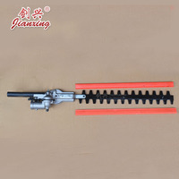 HIgh Quality 7teeth 9teeth 26mm 28mm Pole Saw Head Brush Cutter Parts Chainsaw Parts Factory Selling