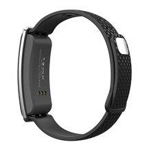 H36 0.86 дюймов Сердечного ритма Смарт Браслет Bluetooth 4.0 Сенсорный Экран Фитнес-Трекер Здоровья Спорт Браслет для Andorid IOS iPhone