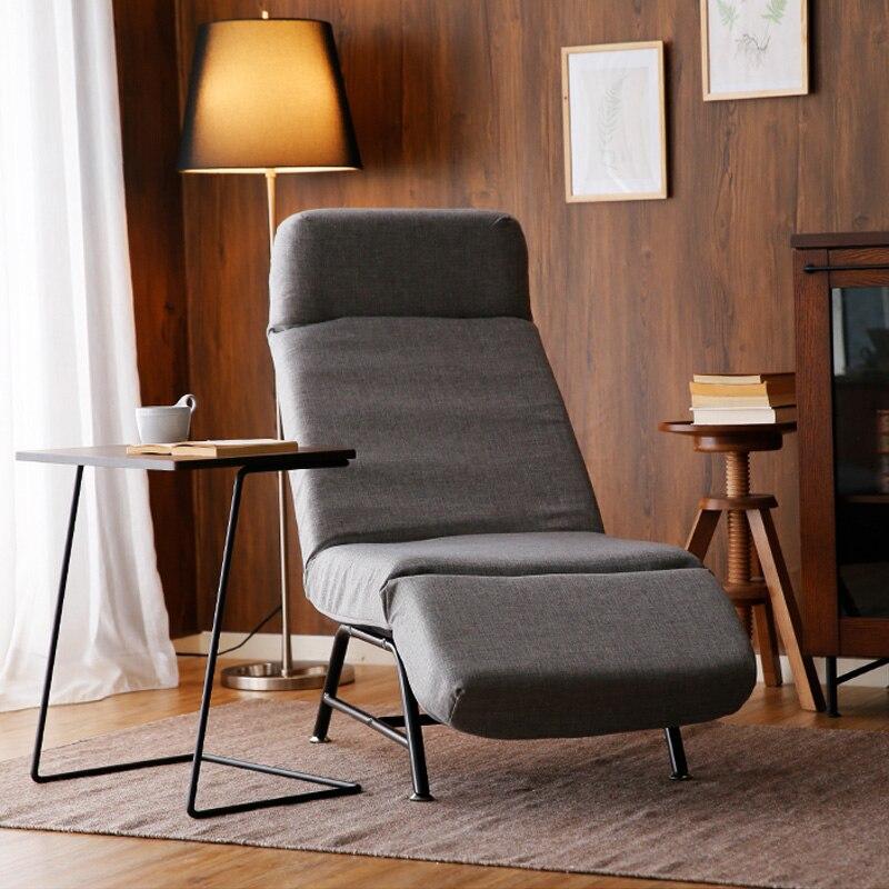 Ajustable Sofás silla reclinable moderno Muebles de salón reclinable ...