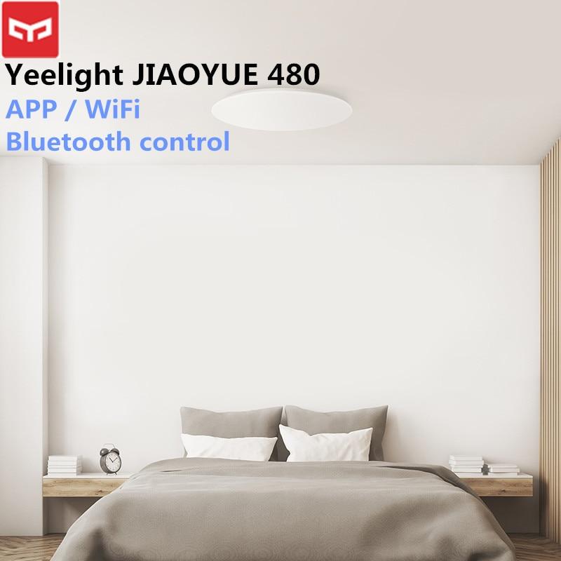 Xiaomi Yeelight JIAOYUE 480 Della Luce di Soffitto Luce Intelligente APP/WiFi/Bluetooth HA CONDOTTO LA Luce di Soffitto 200-240 v remote Controller