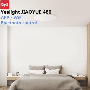 Yeelight JIAOYUE 480 ضوء السقف الذكية APP/واي فاي/لمبة led بلوتوث ضوء السقف 200-240 فولت تحكم عن بعد للحمام