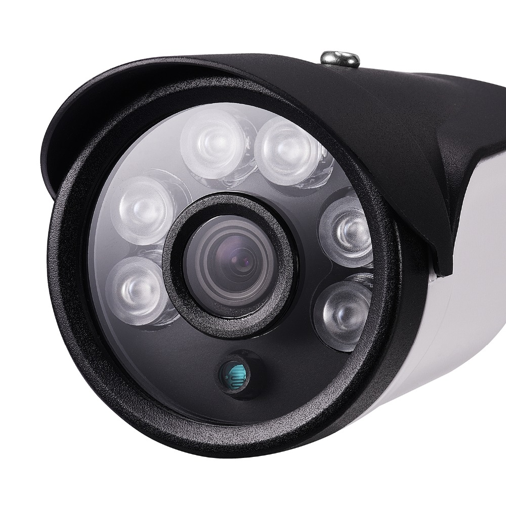 Image 4 - BESDER H.265 IP Camera 4MP SC5239  3MP SC4239 2MP SC2235 Sensor 550AI DC 12V 48V PoE Optional ONVIF Bullet Outdoor CCTV Camera-in Surveillance Cameras from Security & Protection