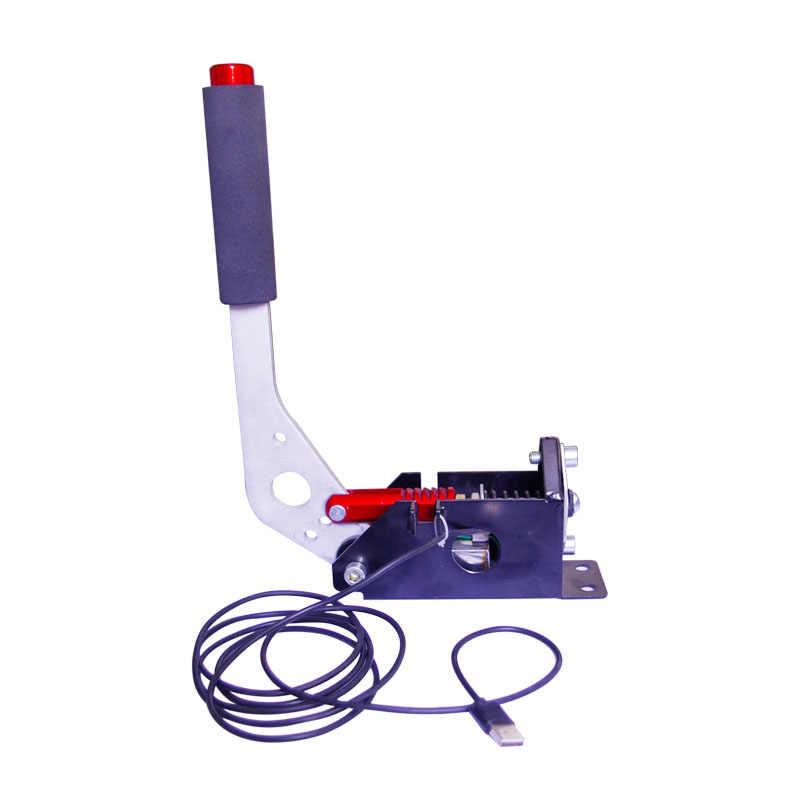 USB Handbrake Clamp PC Windows for Sim Racing Game G25 G27 G29 T500 T300  FANATECOSW DIRT RALLY GH3501