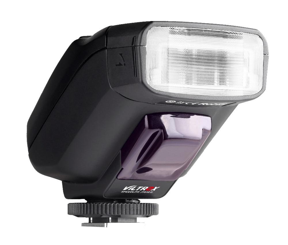 Viltrox Mini Flash Light JY-610 II with LCD Display Speedlite for Canon Nikon Camera 270EX