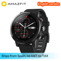 Original Xiaomi Huami Smart Watch Amazfit Stratos 2 Amazfit 2 Bluetooth GPS PPG Heart Monior 11