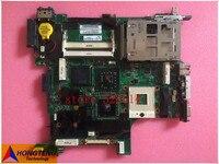 Original 42W8127 For Lenovo IBM Thinkpad R400 T400 Laptop Motherboard DDR3 GM45 ATI Graphics 100 Test