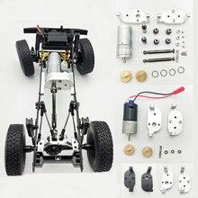 WPL B14 B36 C14 4WD drive 6 WD Army GASS66 металлический чехол-переноска аксессуары DIY обновленная модифицированная модель игрушки RC автомобили комплект запчасти