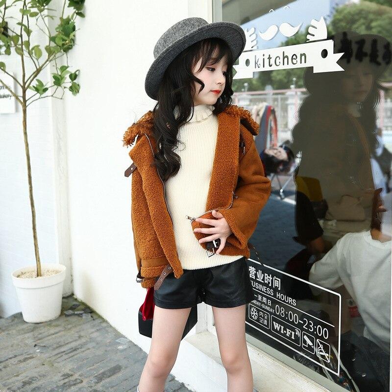 2018 Fashion Girls Coat Spring Autumn Jacket For Teenage Girl Winter Coats Children Windbreaker Kids Outerwear 8 10 12 14 Years