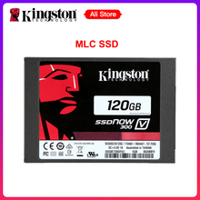 Kingston Original 120GB SATA3 MLC Portable High Speed SSD Solid State Drive Flash Memory Internal Hard