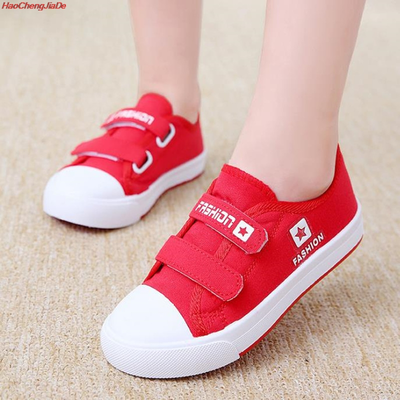 HaoChengJiaDe Canvas Children Shoes Sport Breathable Boys Sneakers Brand Kids Shoes For Girls Casual Child Flat Canvas ShoesHaoChengJiaDe Canvas Children Shoes Sport Breathable Boys Sneakers Brand Kids Shoes For Girls Casual Child Flat Canvas Shoes