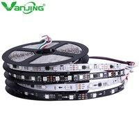 WS2811 tira de luz LED SMD 5050 RGB 5 M DC 12 V Dream Magic Color direccionable Digital LED cinta 30/60 leds/m, 10/20 ic/m