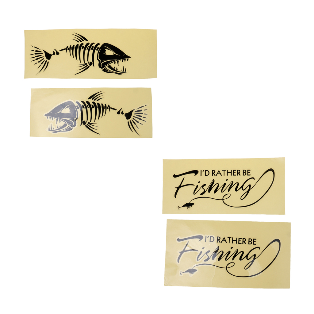 Popular Fishing Decal For BoatBuy Cheap Fishing Decal For Boat - Vinyl fish decals for boats