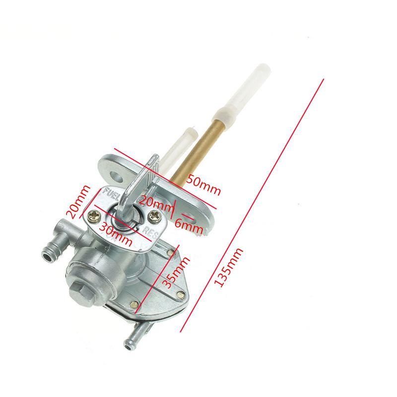 Gas Petcock Kraftstoffhahn Ventil Schalter Vakuumpumpe Für Suzuki ...
