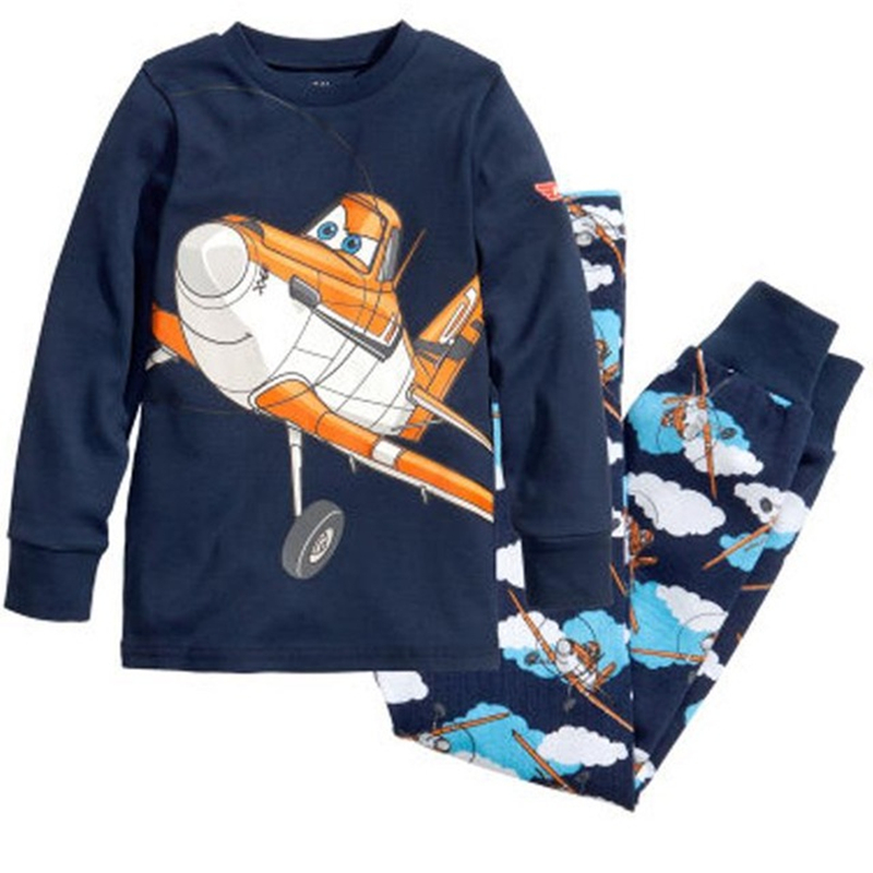 Autumn New Baby Clothing Set Long sleeved Cartoon Kids Clothes Suit Cotton Leisure Girls Boys Clothing Sets Children pajamas lovely spring new year cotton long sleeves baby kids children suits boys pajamas christmas girls clothing sets clothes