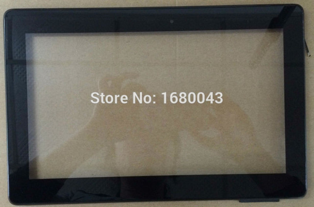 JA DA5490NB Gold Front Tablet Touch Screen Panel Digitizer Glass ...