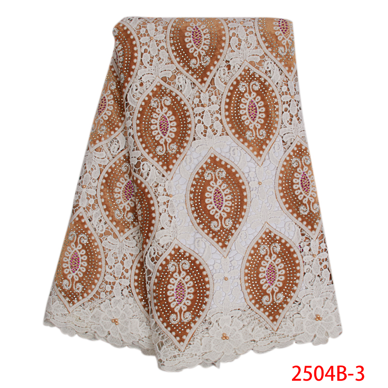 Hot Sells French Nigerian Laces Fabrics High Quality African Laces Fabric Wedding African French Cord Lace