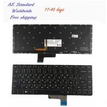 Ru Laptop Keyboard For Lenovo yoga2 13 Yoga 2 13 yogaII U31 70 20344 Black New