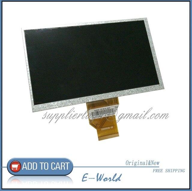 Оригинальный и новый 7 дюймов жк-экран HL070TN93 HL070TN для планшет пк бесплатная доставка