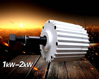 48V/96V/120V 1000w2000w3000W Three Phase Permanent Magnet DC Generator motor Wind/Human/DIY Generator Accessories