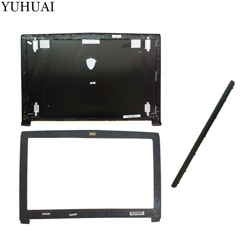 Nouvelle housse de protection pour MSI PE60 6QE LCD housse de protection supérieure/LCD couverture de lunette/LCD charnières couverture