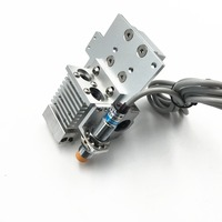 Funssor Reprap Prusa i3 Chimera / Cyclops Bowden X carriage mount hotend kit Inductive Sensor Auto Leveling Probe 1.75mm