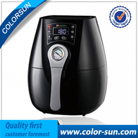 Mini 3D vacuum sublimation heat press printer 3D mini sublimation heat press machine for Phone case, mug,plate