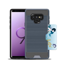 For Coque Samsung Galaxy Note 9 Case Cover Note9 Armor Phone with Card
