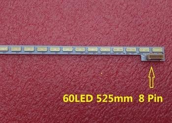 New 2 PCS/lot 60LED 525mm LED backlight strip for LG 42LS570T T420HVN01.0 74.42T23.001-2-DS1 74.42T23.001
