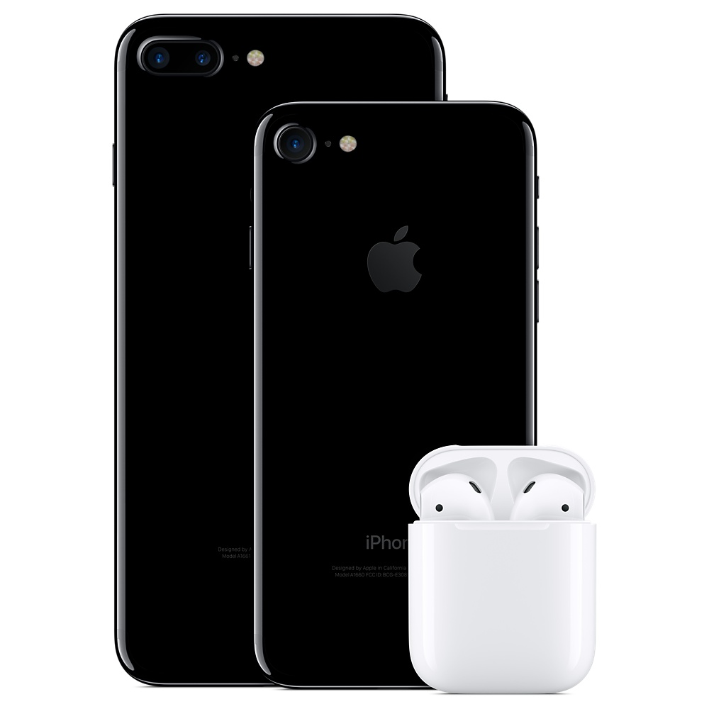 can apple airpods connect to iphone 7