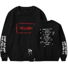 Lil Peep Men/Women Round neck Sweatshirt Leisure Harajuku Hot O Cotton warm Men Streetwear 4XL