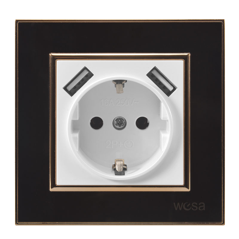 wall-usb-socket-with-black-acrylic-patch-frame-hot-european-standard-wall-adapter-5v-2a-connector-output-with-a-usb-socket