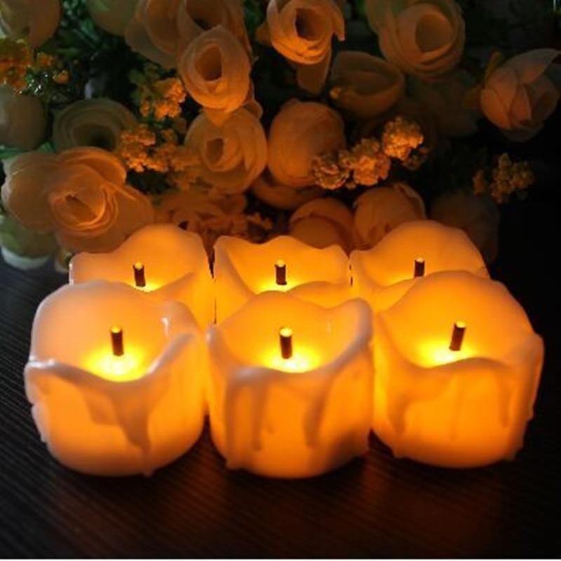 Popular Battery Pillar Candles-Buy Cheap Battery Pillar Candles ...