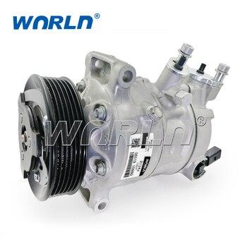 AUTO A/C/universal compresor para Volkswagen CC GOLF 7 Lamando 1,2, 1,4, 1,6, 1,8, 2,0, 3,6 5K0820803C/5N0820803/5N0820803B/5N0820803
