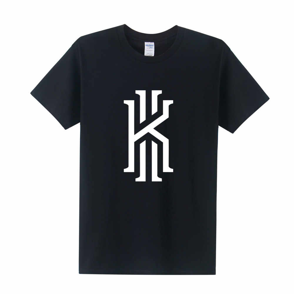 6c3a7633f Detail Feedback Questions about New Kyrie Irving Logo T Shirt Men T ...