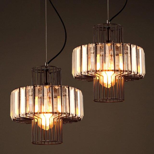 Kronleuchter Kronleuchter Kristall Nordischen Stil Kronleuchter Geometrie  Decke Für Küche Design Die Beleuchtung Mode Kunst Bar