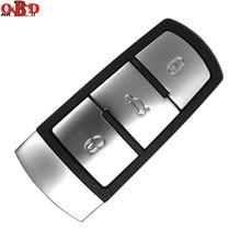 HKOBDII New Remote Car Key 3 Buttons 434MHZ 3C0 959 752BA 48 chip For Volkswagen VW Magotan