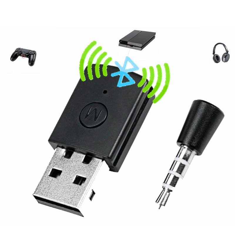 buy fresh latest version bluetooth dongle usb adapter for ps4 any bluetooth. Black Bedroom Furniture Sets. Home Design Ideas