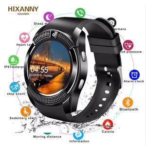 SmartWatch Bluetooth Smartwatch Touch Sc