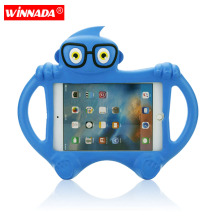 For ipad mini 1 2 3 4 case Non-toxic EVA kids Cute Cartoon 3D tablet Protective Shockproof for ipad mini cover ipad cases mini kids cover for ipad mini 5 case non toxic eva shockproof washable stand hand holder case for ipad mini 1 2 3 4 5 7 9 inch