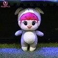 [SGDOLL] 2017 Venta Caliente Kpop EXO Planet #2 Peluche Chen Kai ¿ Suho xoxo Chanyeol Sehun BaekHyun Fans de Peluche muñecas 16041613-D