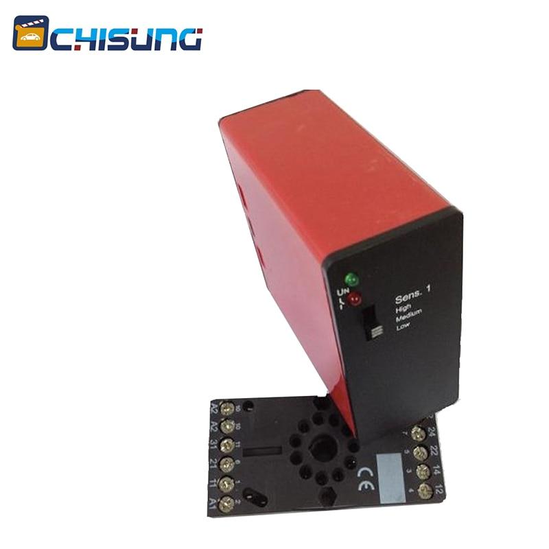 Chisung 220V Car Access Control Loop Detector