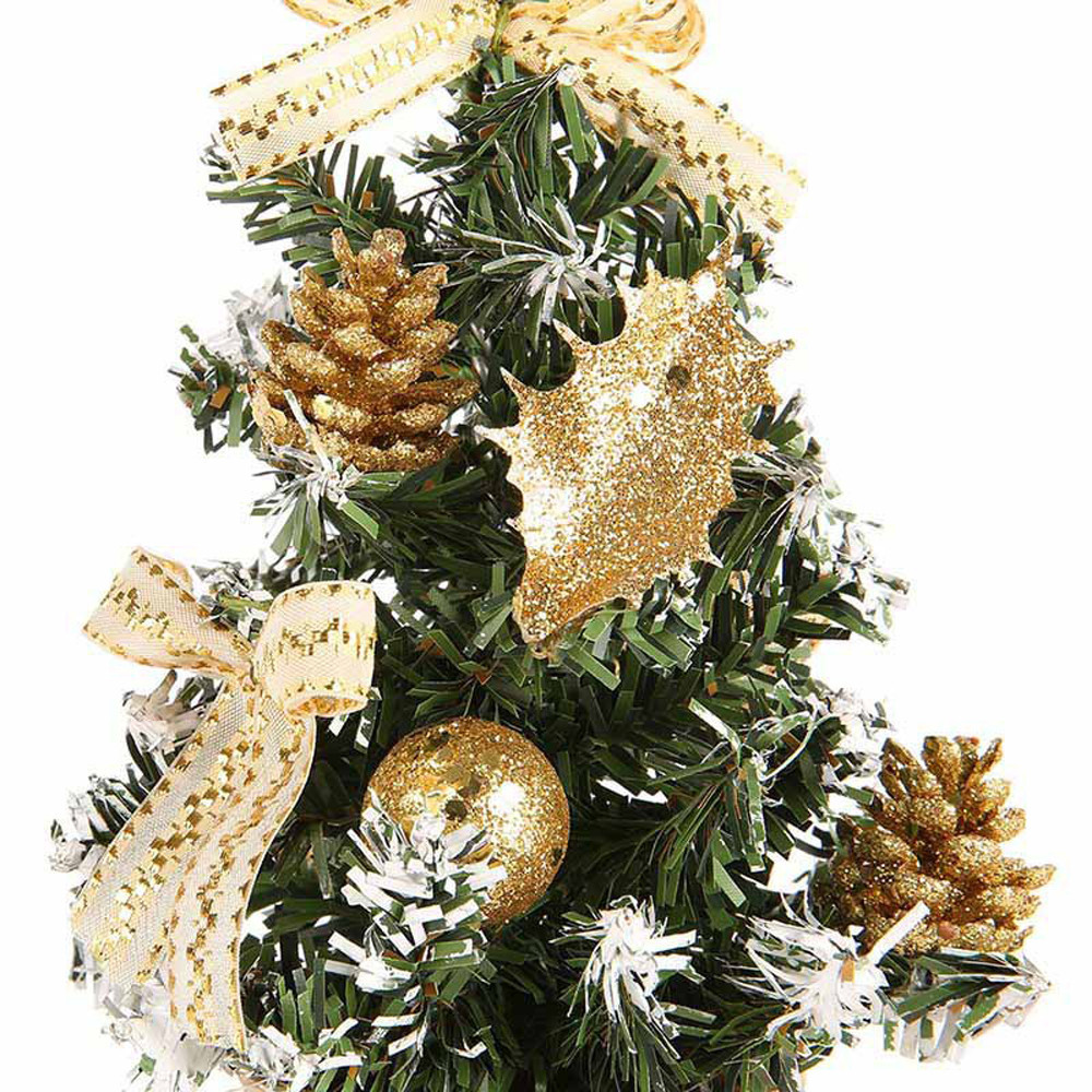 artificial tabletop mini christmas tree decorations festival miniature tree 20cm merry christmas decoration in trees from home garden on aliexpresscom