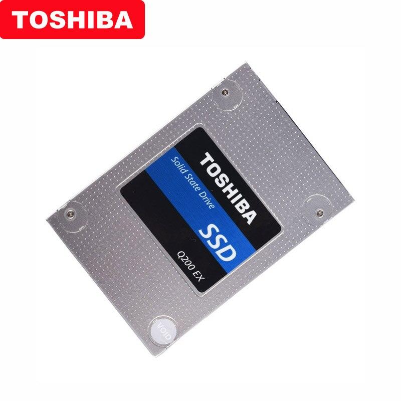 """Image 3 - Оригинальный TOSHIBA 240 GB Внутренний твердотельный накопитель Q200 EX 480 GB MLC жесткий диск 2,5 """"SATA 3 SSD высокоскоростной кэш для ноутбука-in Внутренние твердотельные накопители from Компьютер и офис"""