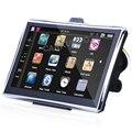 Accesorios del automóvil de 7 Pulgadas de Navegador GPS Del Coche de Navegación GPS de Precarga envío de Lastest Mapas RU UA EE.UU. Europa Sat Nav 800 MHz DDR128M