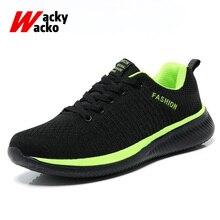 Wacky Wacko Men Running Shoes Outdoor Sport Jogging Sneakers Trainers Male Footwear Krasovki Zapatillas Hombre