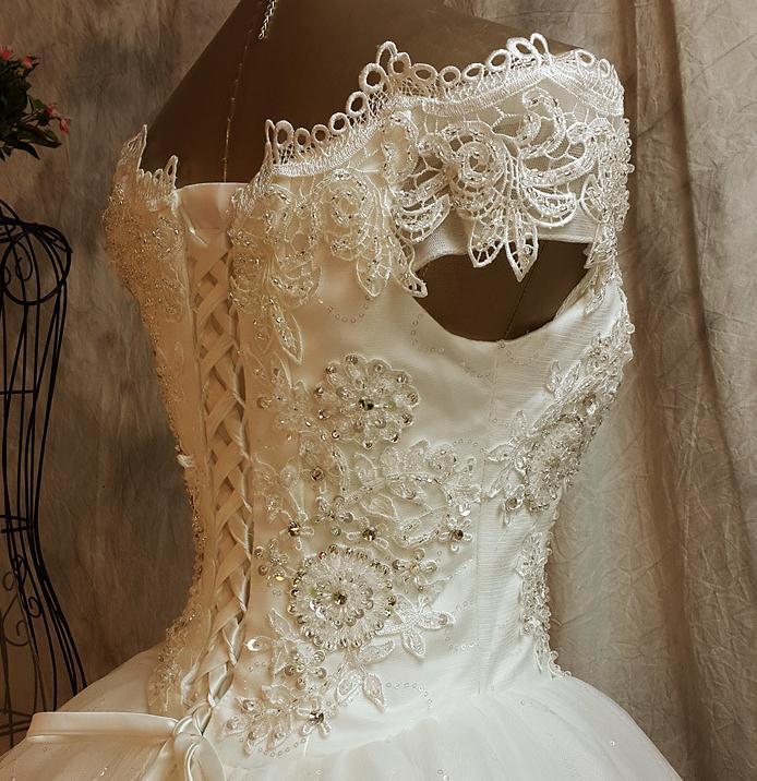 Dresses New Boat Bridal 6