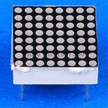 10pcs 1.9mm 8×8 Mini Dot Matrix LED Display Red Common Anode Digital Tube DIY Electronic Kit For Arduino